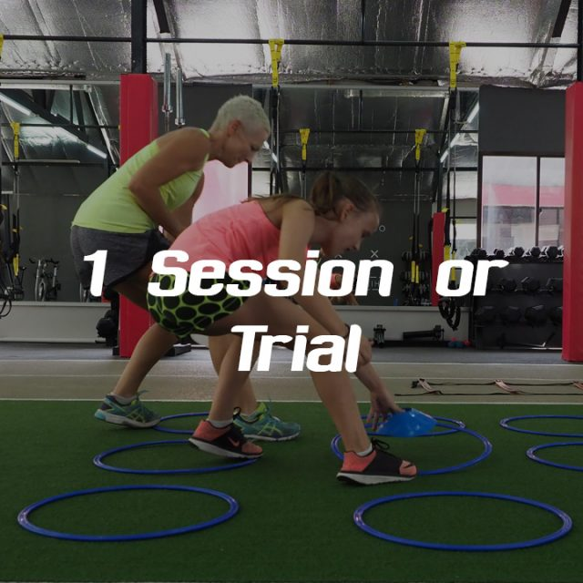 Speed Fitness family programme 1 session or trial