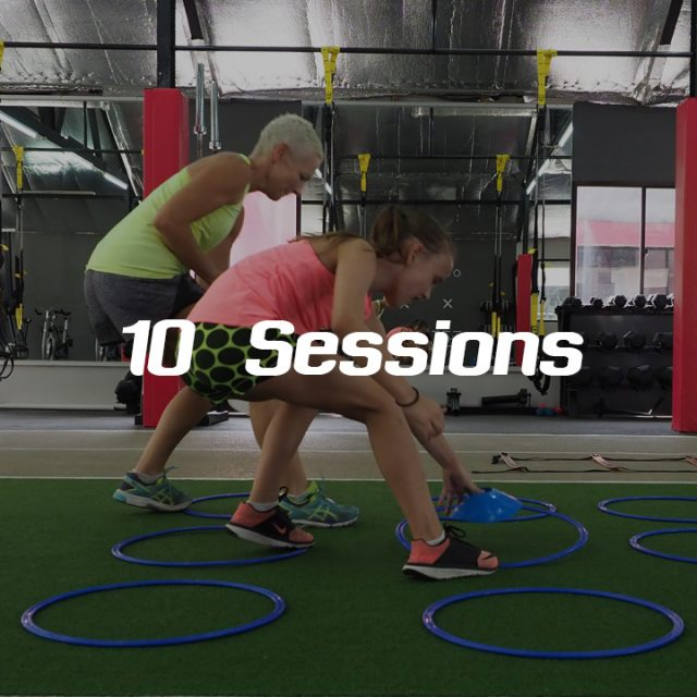 Speed Fitness family programme 10 sessions